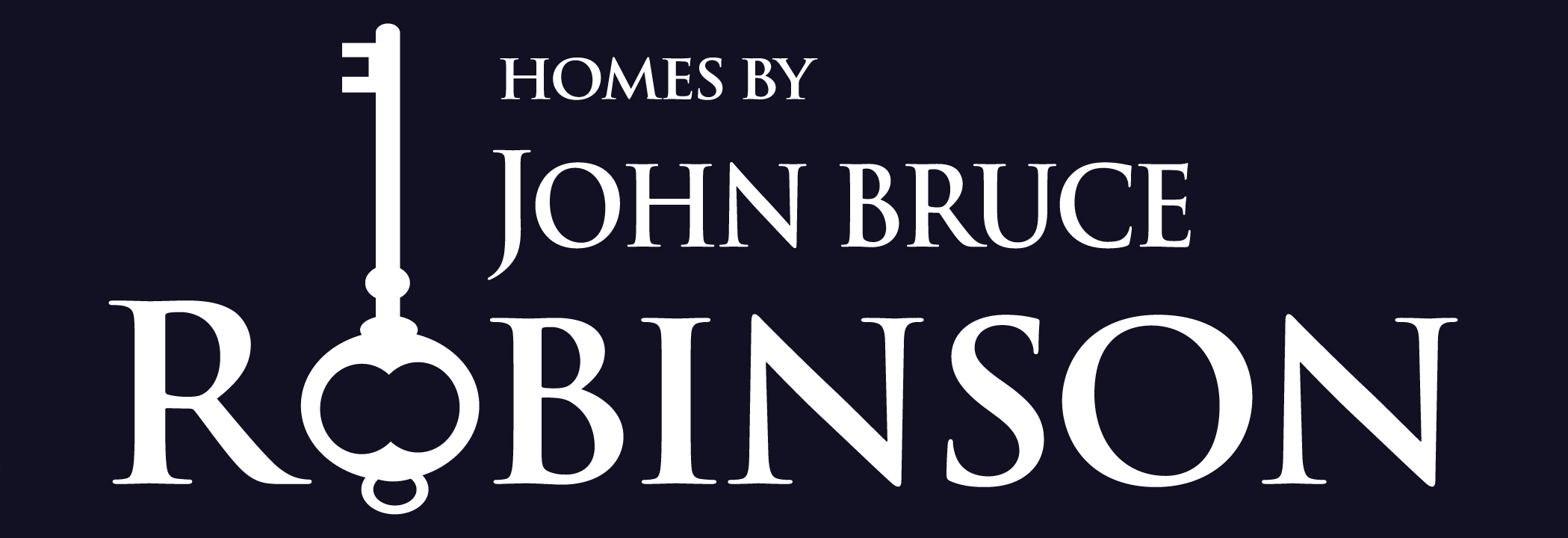 Homes by Bruce Robinson